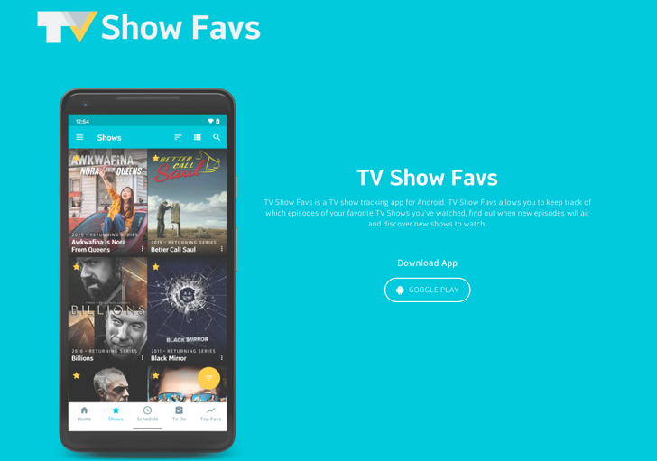 Beloved app TV Show Favs is dead — this is what you should use instead