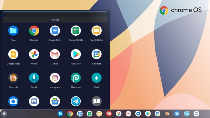 Chrome OS is testing a new launcher with old vibes
