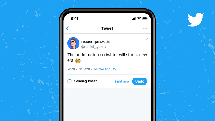 Twitter thinks you will pay it to undo your bad tweets (instead of just deleting them for free)