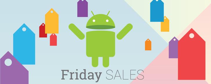 26 временно бесплатных и 34 распродажных приложения и игры на пятницу