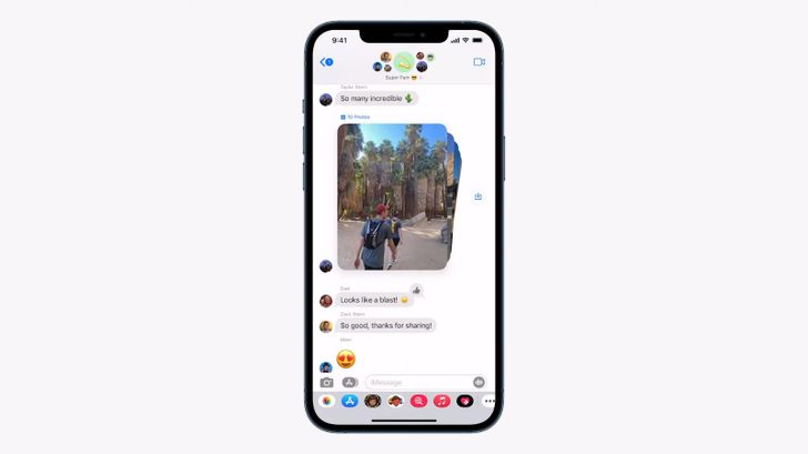 iMessage in iOS 15 wants to be a hub for everything you share with friends