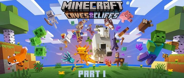 Minecraft 1.17.0 introduces new three mobs and a bunch of blocks, plus you can team up with an axolotl