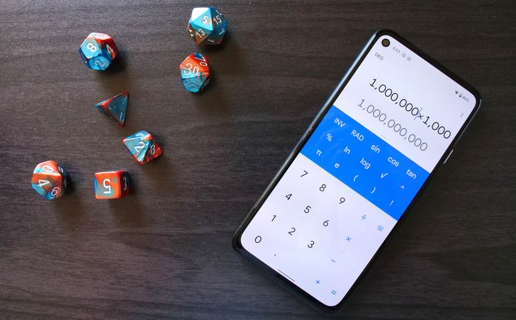 This Google app is saying 'calculator' to the 500M club as it earns 1B-installs badge