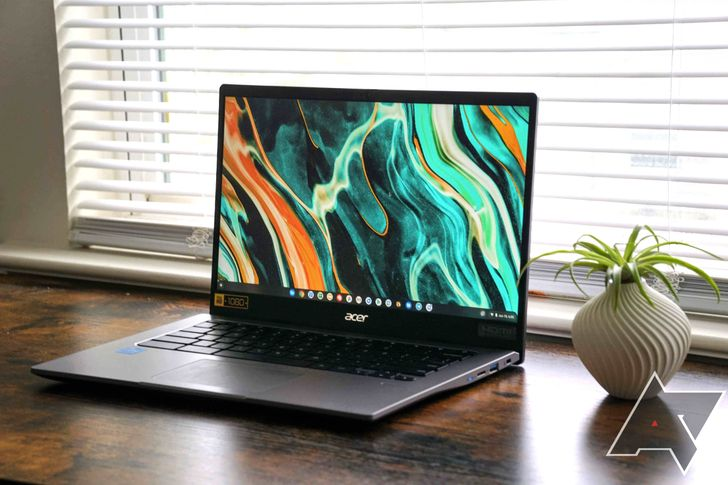 Hands-on: Acer's new Chromebook 514 is a humble and practical laptop for the masses