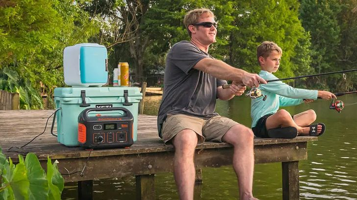 Power your outdoor lifestyle with this great Jackery Explorer 500 deal