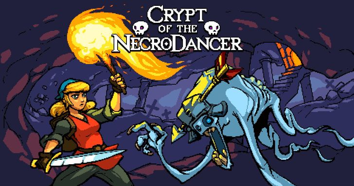 Crypt of the NecroDancer is finally available on Android, five years after the iOS release