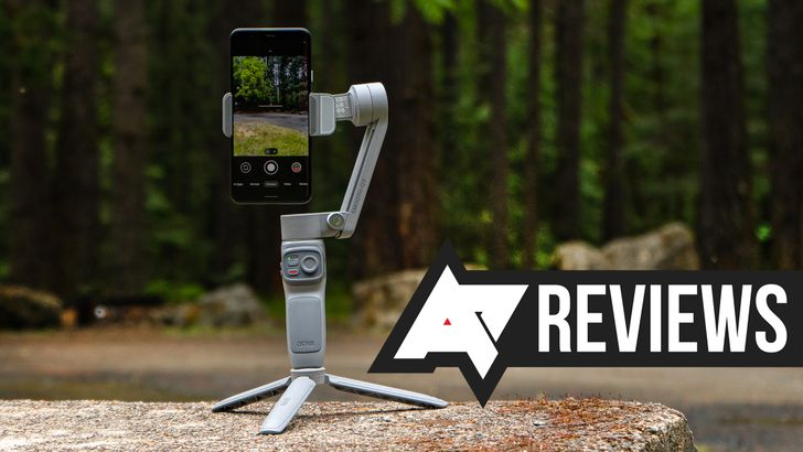 This smartphone gimbal will take your TikToks and Instagram videos to the next level