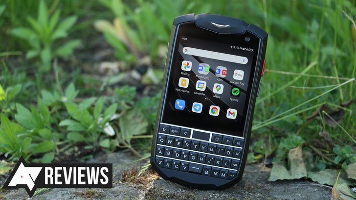 Unihertz Titan Pocket review: Back to the future