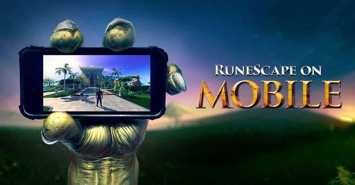 After years of teasing, RuneScape is finally available on Android