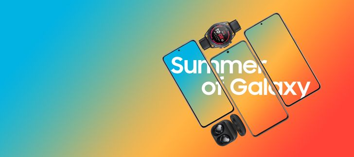 Summer is finally here, and so are Samsung's 'Summer of Galaxy' freebies