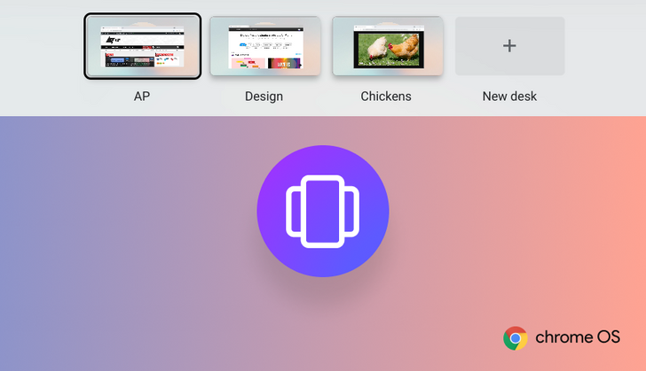 Google really wants you to use virtual desktops on your Chromebook