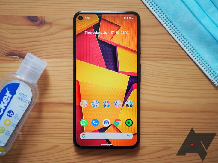 The Pixel 5 was the perfect 2020 phone, but I'm looking forward to the Pixel 6