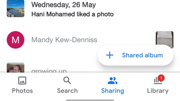 Google Photos has a new way to show who's looking at your pictures