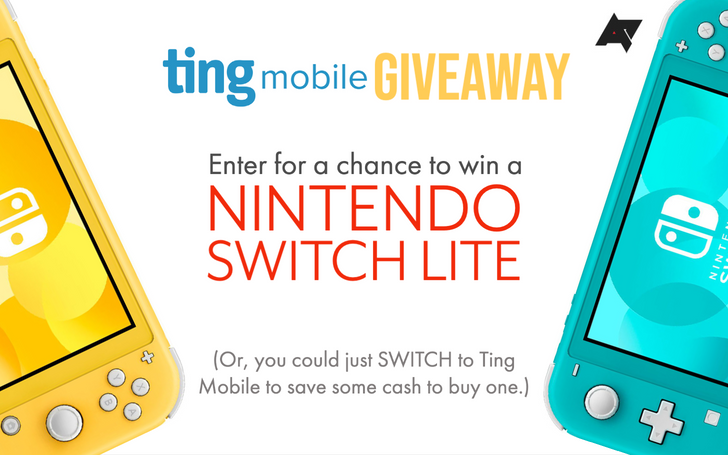 Win a Nintendo Switch Lite from Ting Mobile (Update: Winner)
