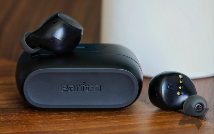 With noise cancellation, wireless charging, and more, these EarFun Free 2 wireless earbuds have no business being this affordable