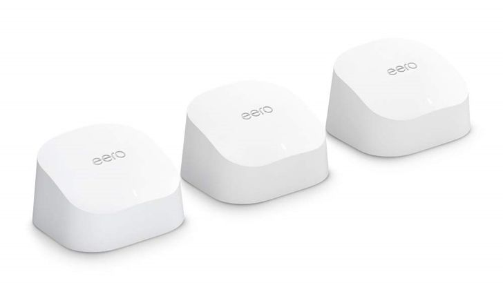 Upgrade your whole house to Wi-Fi 6 with this all-time low Eero deal on Prime Day