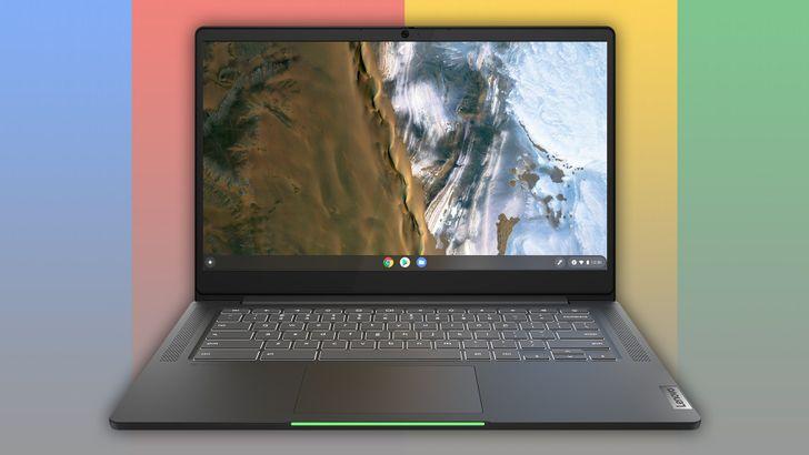 Lenovo's newest Chromebook has a little Pixel C DNA