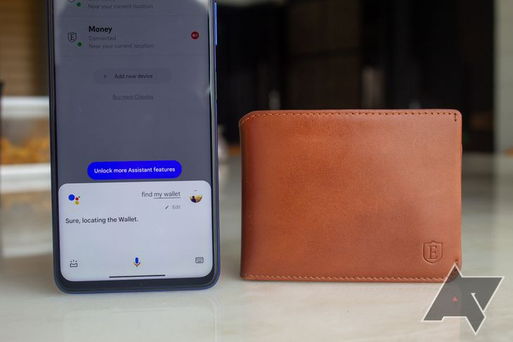 This smart wallet doesn't look like one, and has a neat trick up its sleeve