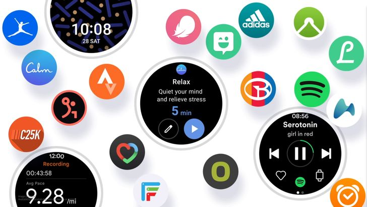 Samsung unveils One UI Watch interface, but leaves us hanging for new Wear hardware
