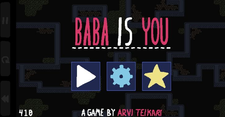 Play video: Baba Is You is one of the best ways to spend $7 on Android