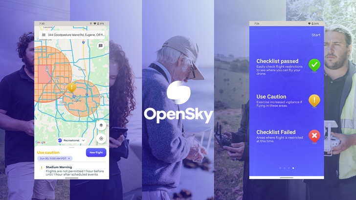 Google has a new app to help you fly your drone safely in the US