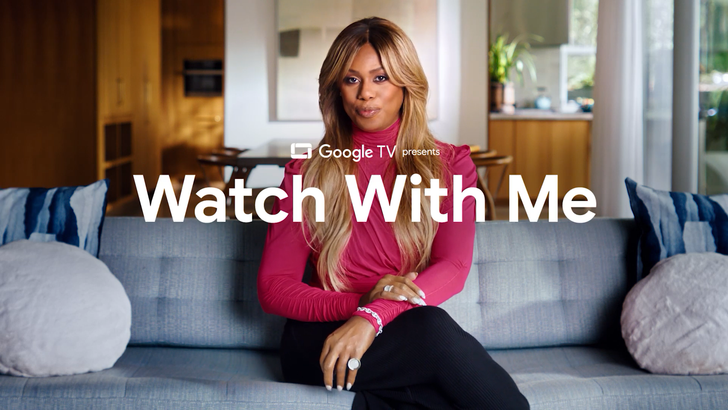Google TV would like you to care what celebs are watching