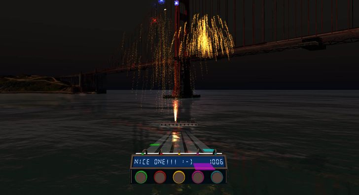 Google celebrates the Fourth of July with an AR fireworks game straight out of 2005