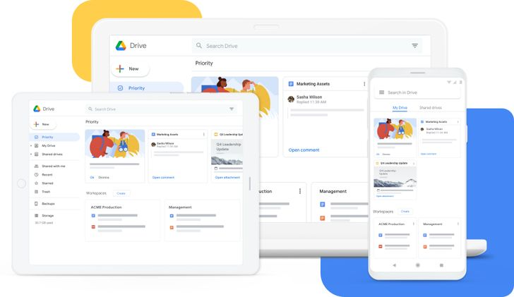 Google Drive's much-anticipated desktop reboot is on schedule for this fall