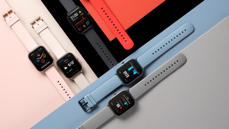 Amazfit's bestselling smartwatch is nearly half off today