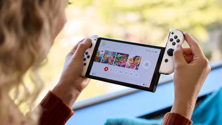 New OLED Nintendo Switch pre-orders open today — and what are you going to do, NOT buy one?