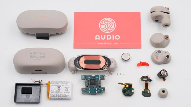 Sony WF-1000XM4 teardown: What makes the best earbuds around sound so good?