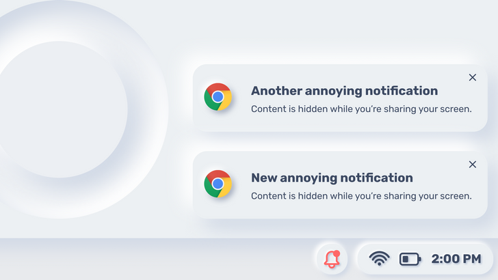 Chrome won't spam you with notifications thanks to this upcoming change