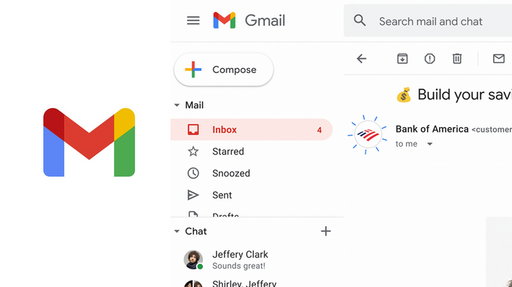Gmail's latest anti-fraud measure promises to show you corporate logos