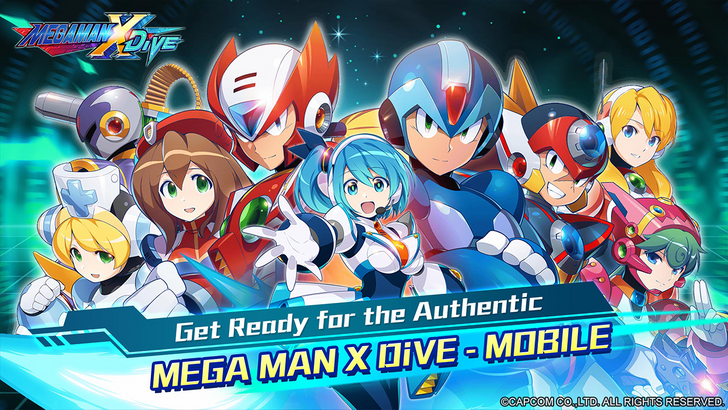 The Mega Man X series is coming to Android, and you can pre-register right now