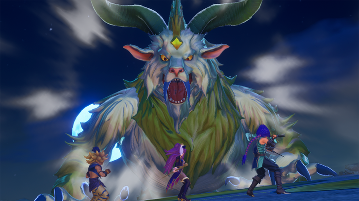 Trials of Mana lands on Android a day early, but something's missing