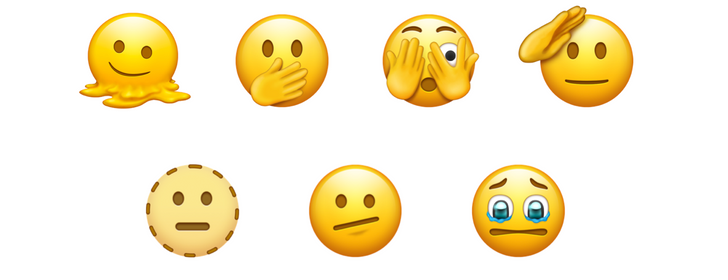 2021's new emojis perfectly describe 2020