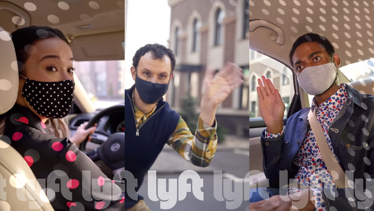 Lyft welcomes riders back with a new cheaper option