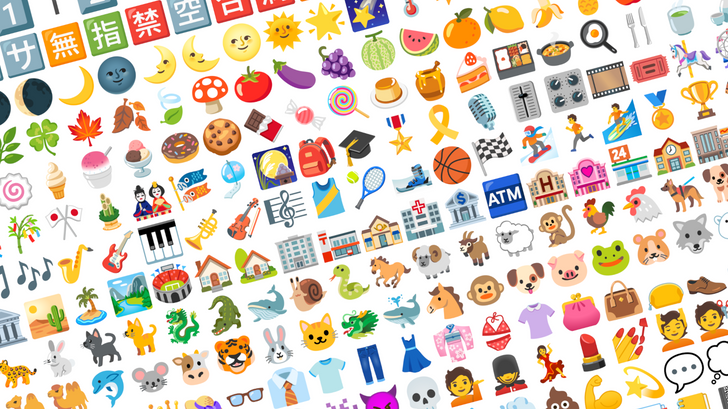 Google's polishing up its emoji — probably for Android 12
