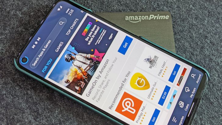 Amazon remembers it has an app store, promises to catch up with modern package support — eventually
