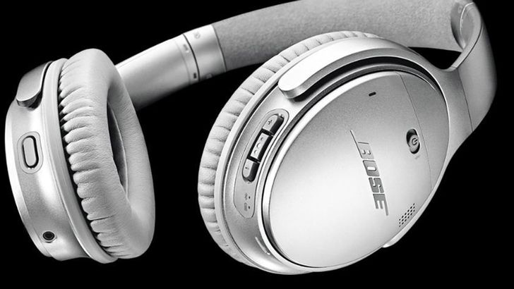 Here's your first peek at Bose's successor to the QuietComfort 35 II