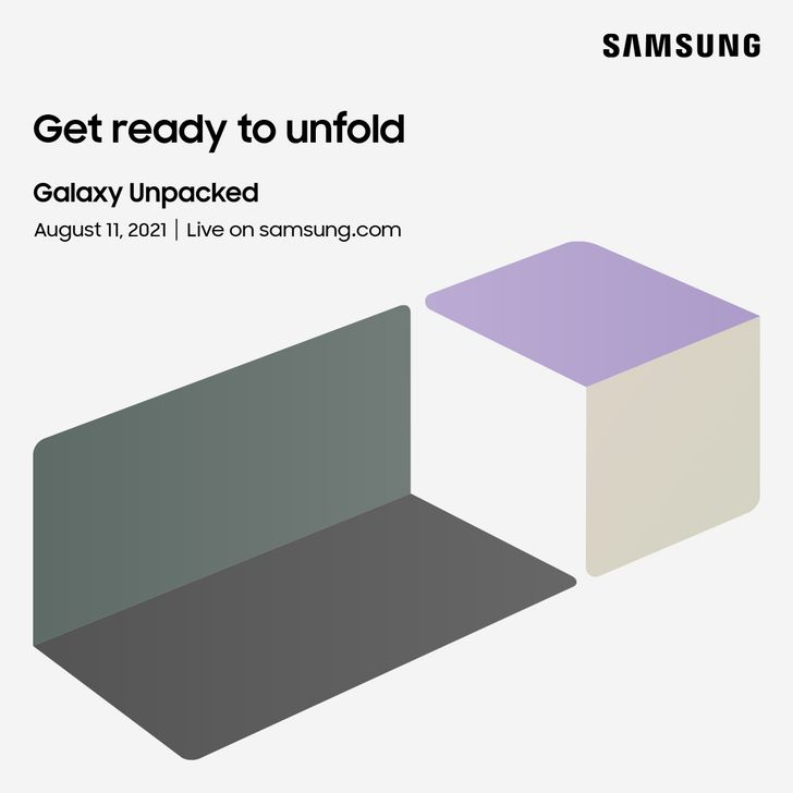 Samsung will unveil the Galaxy Z Fold3 and Flip3 in 30 minutes — watch it here