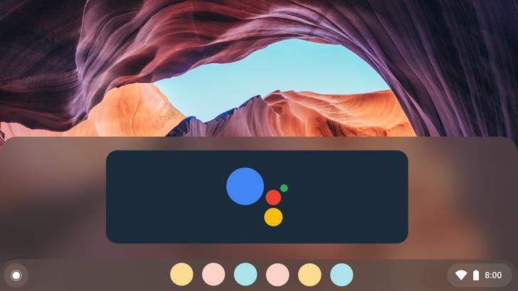 Google Assistant is going goth, with dark mode coming to a future Chrome OS update