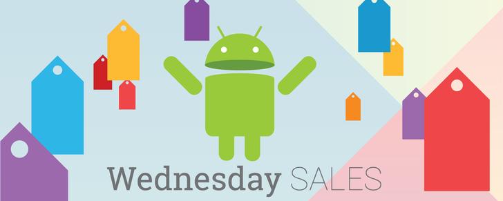 22 apps e jogos temporariamente gratuitos e 54 jogos à venda na quarta-feira