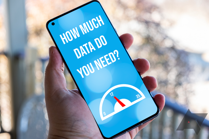 Don't pay for data you don't use! Get the Goldilocks of mobile data plans, designed to fit just right