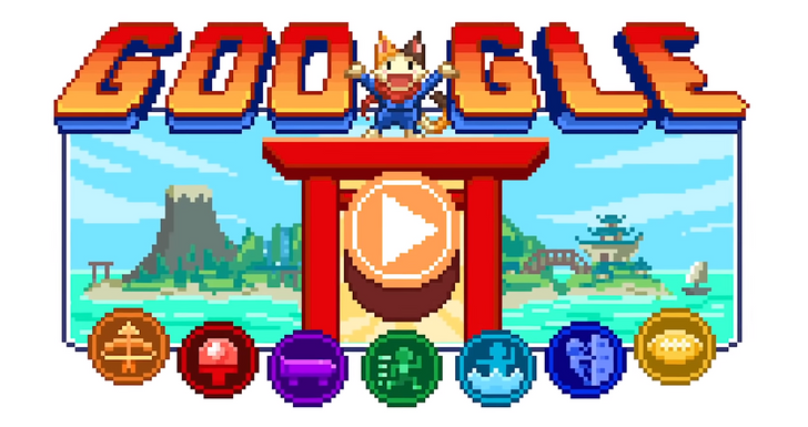 Google's latest Doodle is an ambitious (but pretty easy) RPG you can easily waste an hour on