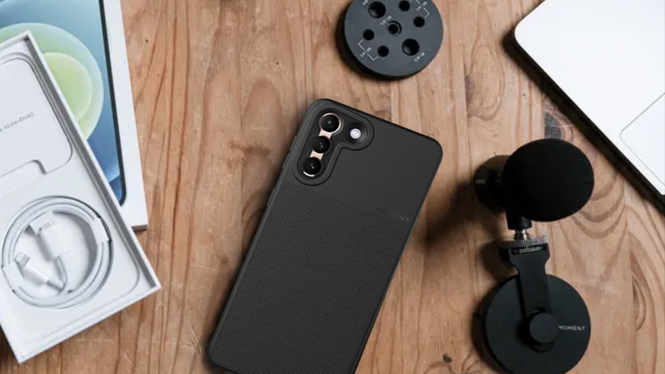 Moment launches Galaxy S21 cases with MagSafe support