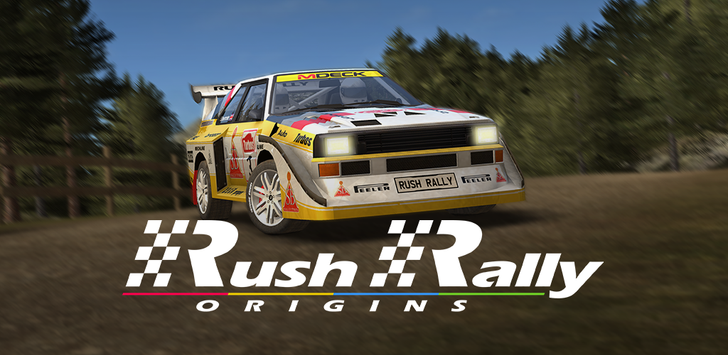 Rush Rally Origins forgoes the typical mobile junk to offer one of the best racers on Android, and it's out today