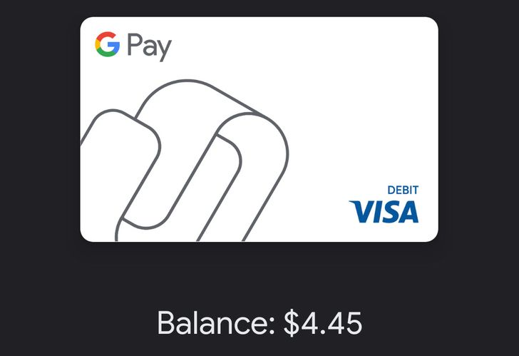 The Google Pay virtual card for retail stores is now appearing in the app