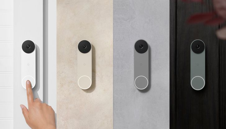 Nest's new battery-powered security camera and video doorbell now shipping in the US