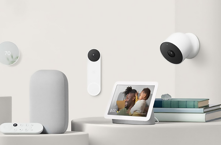 Google Store mistakenly reveals unreleased Nest hardware